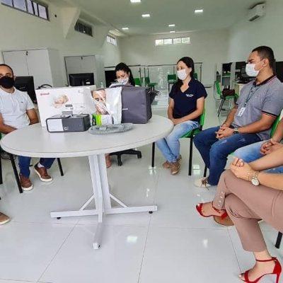 """Doação da Adepam irá beneficiar moradores do programa """"Melhor em Casa"""""""