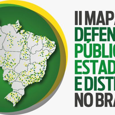 ANADEP e IPEA lançam 2º Mapa das Defensorias Públicas Estaduais e Distrital no Brasil